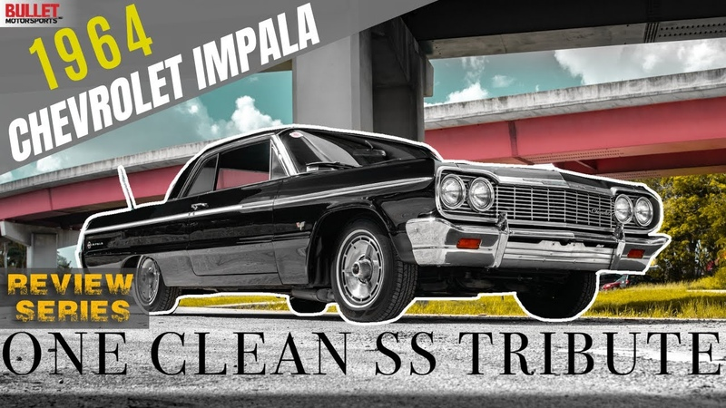 1964 Chevrolet Impala SS Tribute For Sale [4k]   REVIEW SERIES