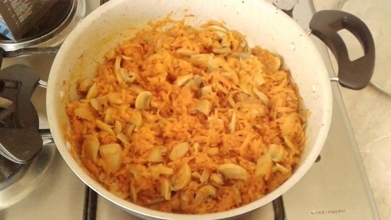 Ինչպես պատրաստել սնկով այս համեղ ճաշատես 1