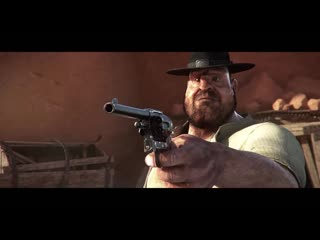 Action western cgi 3d animated short impasse film by james hall at mds