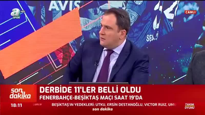 Fenerbahçe Beşiktaş Erman Toroğlu Maç Öncesi Yorumları A