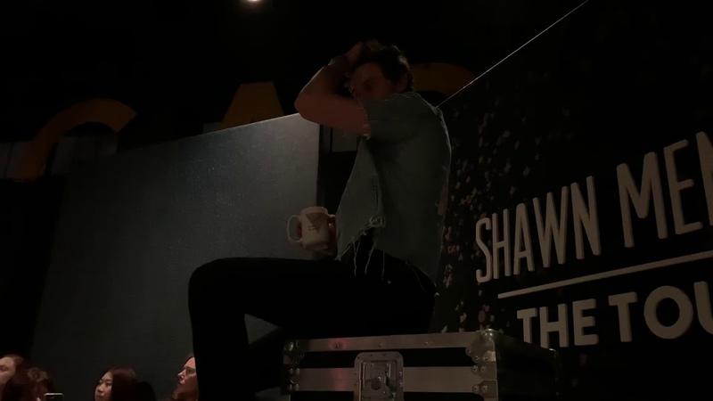 Shawn Mendes The Tour QA @ TD Garden, Boston MA (8/16/2019)