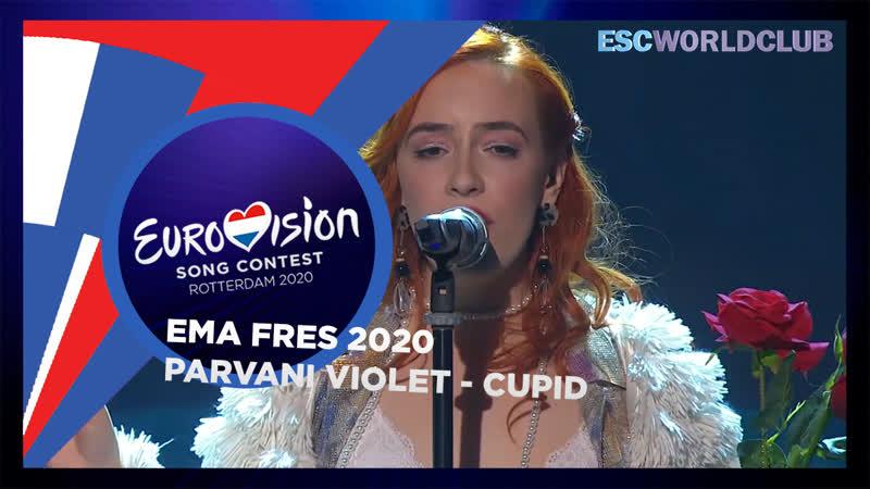 Parvani Violet Cupid EMA Fres 2020 Финал Словения Победитель