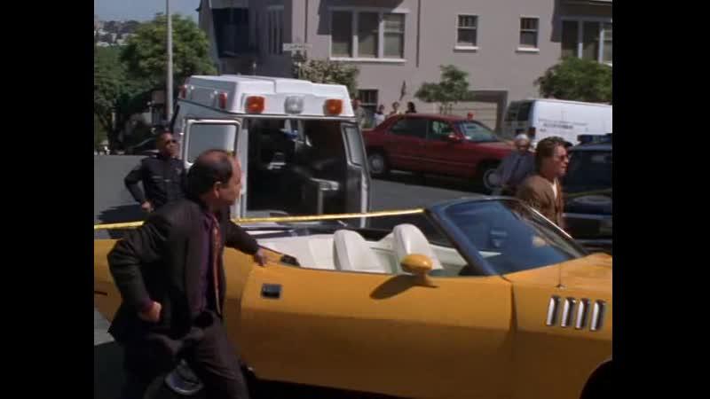 ➡ Детектив Нэш Бриджес 1997 Сезон 3 Серия 2 Язык Английский