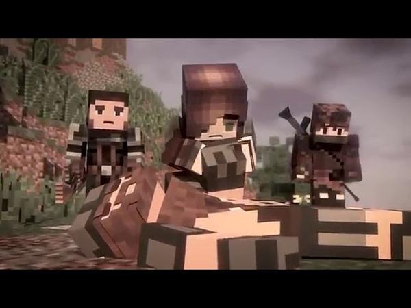 Minecraft Çağatay Akman Bizim Hikaye Animasyon /-BB-H