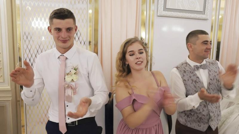 Виконання світових хітів наживо 20 10 2019 Весілля в Бельведері Гурт По цимбалах