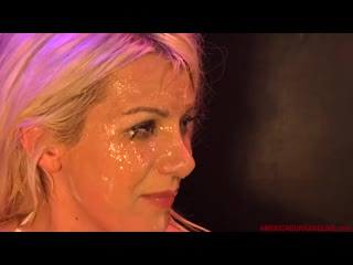 [AmericaBukkakeLive] Layla Price  [Sex Секс Порно amateur hard lesbian porn anal cumshot facial cum mouth