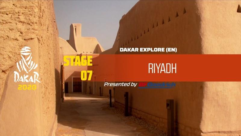 Dakar 2020 Stage 7 Dakar Explore Riyadh