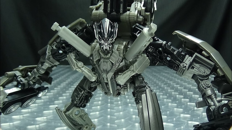 Studio Series Voyager MIXMASTER EmGo's Transformers Reviews N' Stuff