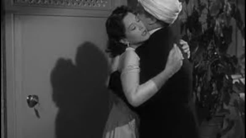 Мой любимый шпион My Favorite Spy US 1951 в ролях Хеди Ламарр Боб Хоуп Френсис Салливан мелодрама комедия музыка