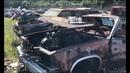 Забытые Автомобили автосвалка в США разборка авто junk yard
