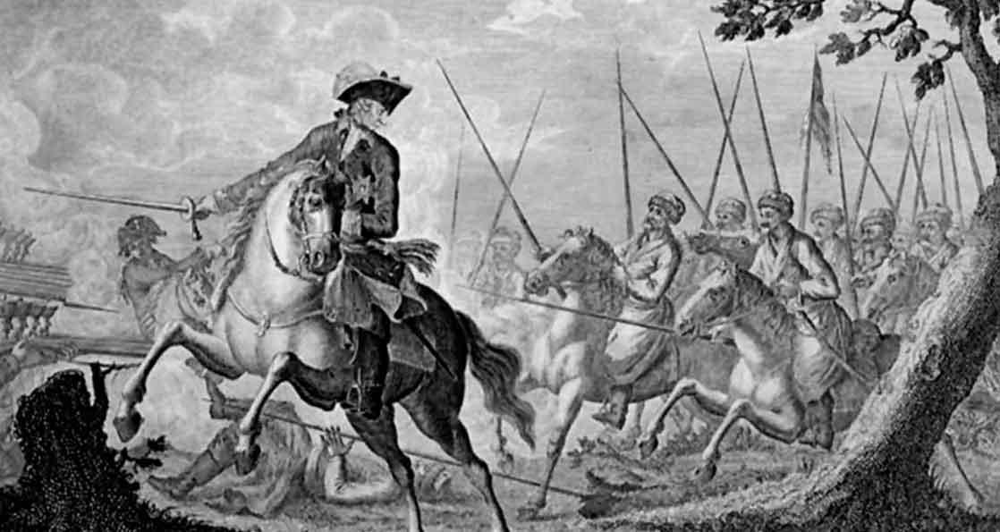 Фридрих и казаки