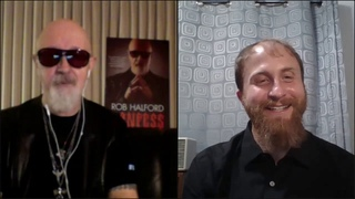 Judas Priest's Rob Halford, in conversation with Kory Grow, discusses Confess: The Autobiography