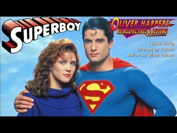 Superboy The TV Series (Part 1) Retrospective / Review
