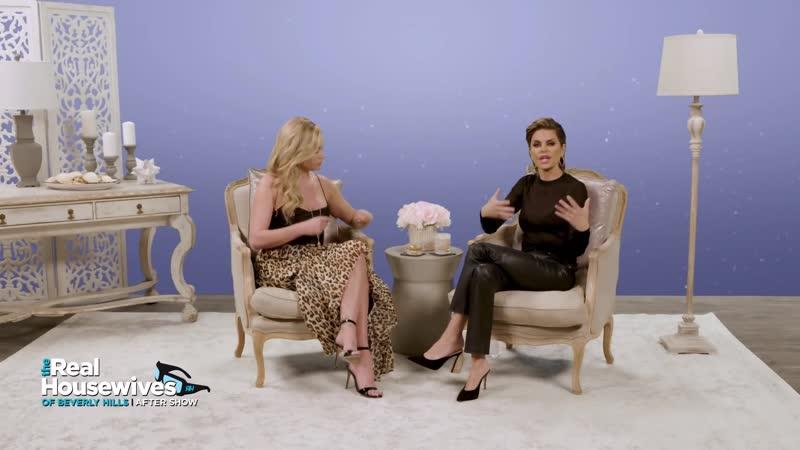 Housewives Accuse Lisa Vanderpump Of Leaking Puppy Gate Story To TMZ ¦ RHOBH After Show (S9 Ep12)