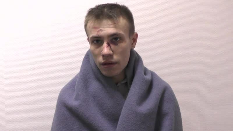 Появилось видео с угонщиком каршерингового BMW арестованного за наркоторговлю