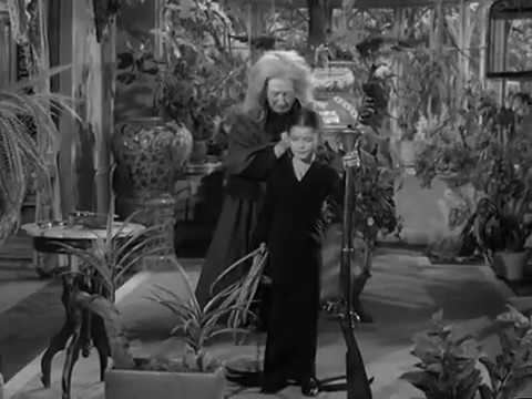 Addams Family Dating Advice - The Addams Family s2e11 Feud in the Addams Family