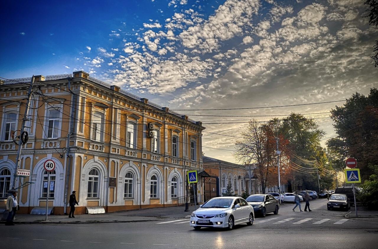 План проведения мероприятий в Таганроге с 21 по 27 октября 2019 года