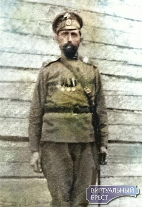Участник боев в районе Бреста – красный командир Скнар И.И. Часть № 2
