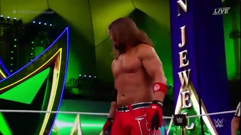 WWE Mania Краун Джул 2019