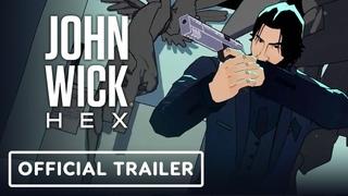 John Wick Hex - Official Trailer