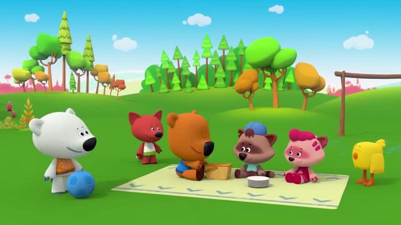 Страна Детства - Ми-ми-мишки - новые серии (Сборник)