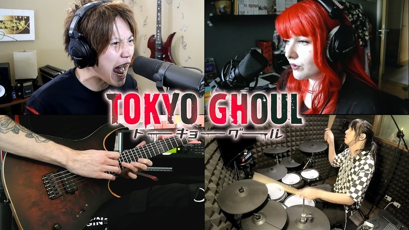 Unravel Tokyo Ghoul Opening Band Cover