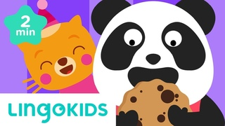Who Took the Cookie? 🍪 Singing Games for Children | Lingokids