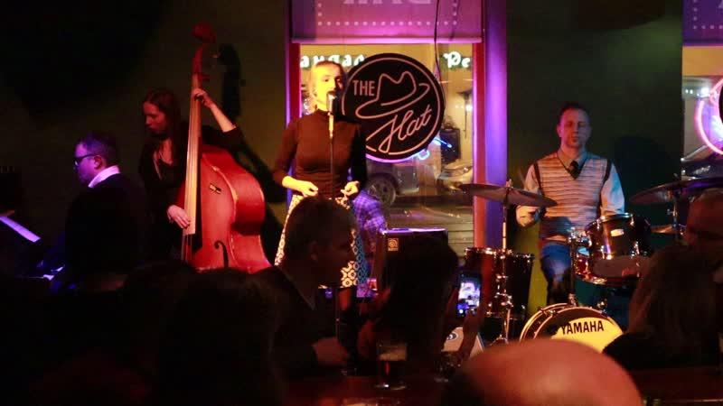 Nastasia Baikalova Live @ NewAgeGeneration и Билли Новик @THE HAT BAR JAZZ JAM ШЛЯПА jazz music video музыкантыспб