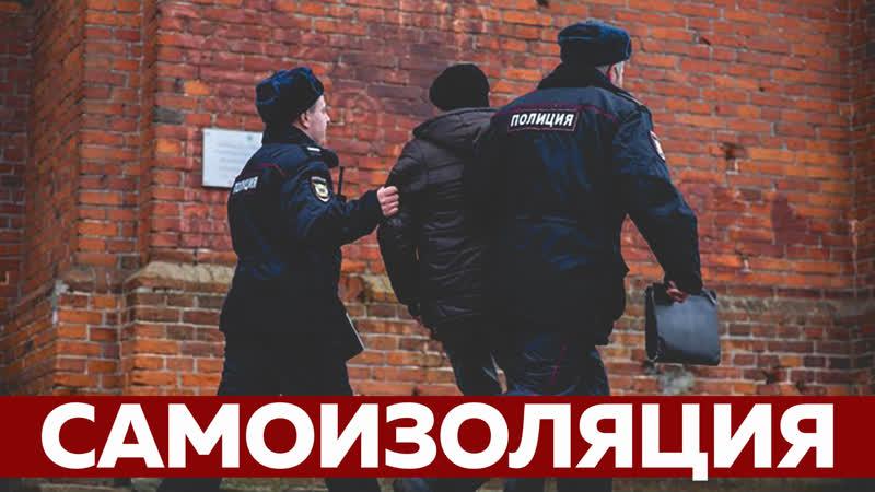 САМОИЗОЛЯЦИИ НЕ СУЩЕСТВУЕТ Реальные законы РФ и как говорить с полицией
