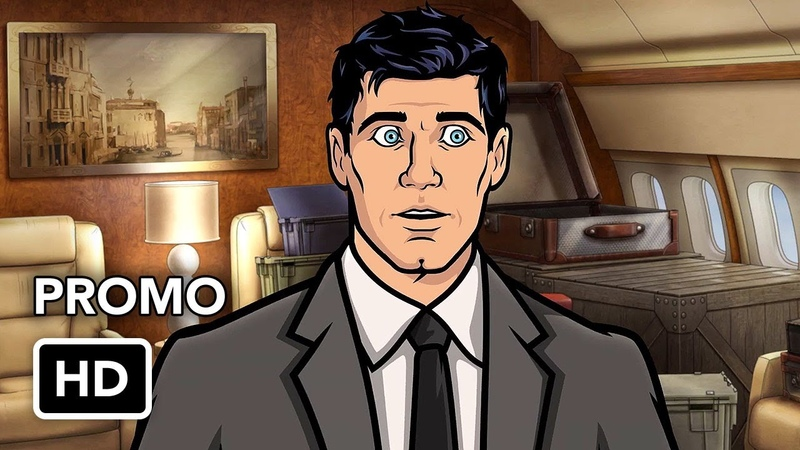 Archer 11x07 Promo Caught Napping HD
