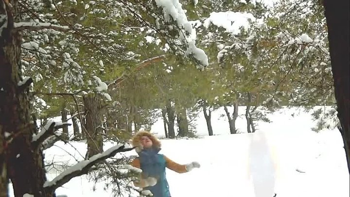 А снег не знал и падал Привет из молодости
