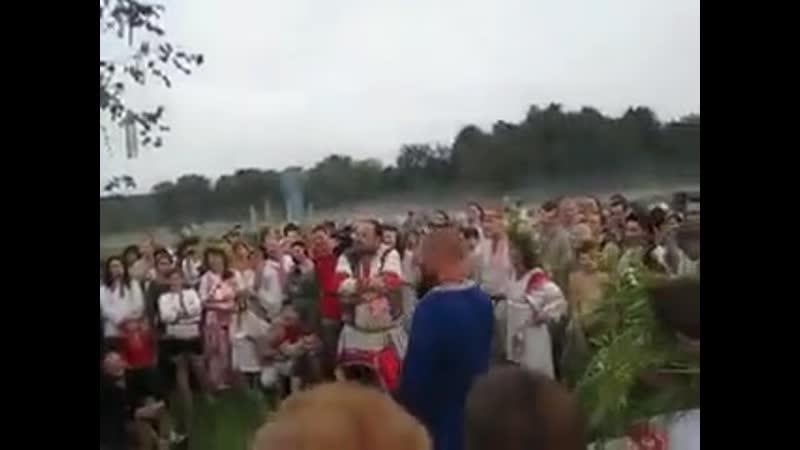 Купала, похороны Ярилы, община Велесов круг