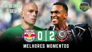 RB Bragantino 0 x 2 Corinthians | Melhores Momentos | HD 30/07/2020