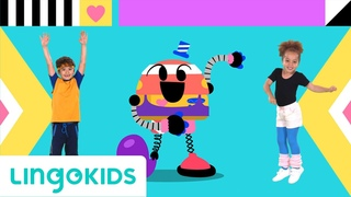 DON'T STOP BABY BOT DANCE 🤖🎶🕺  Dance Song for Kids