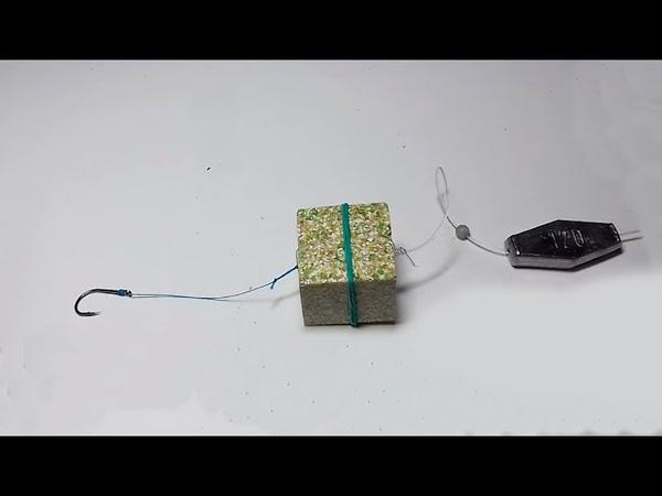 Закидушка для ловли крупного сазана и карпа