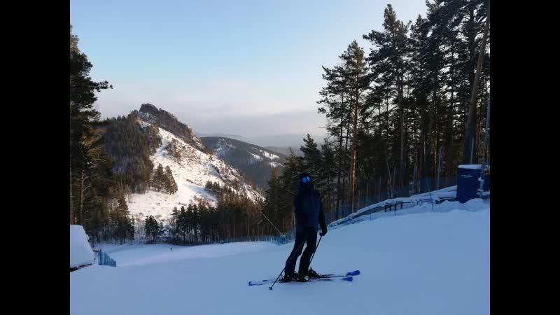 Skiing RE Бобровый лог