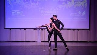 Zhuravel & Sabina ● Bachata Show Couple ● Russian Bachata Festival 2017