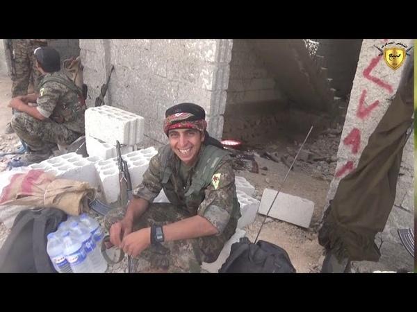 من ذاكرة التحرير مدينة منبج 19 7 2020