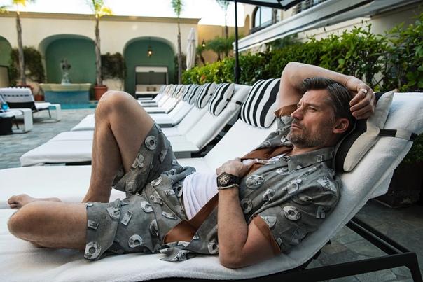 Николай Костер-Вальдау для Haute Living, Май 2020