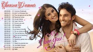 Chansons D'amour Francaise 2020 ❤️ Les 30 Plus Belles Chansons D'amour