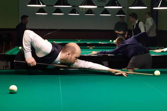 Брестчанин Вадим Набойченко стал призером чемпионата Беларуси по бильярду