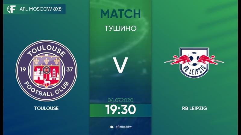 AFL20. Euroleague A1. Day 2.Toulouse - RB Leipzig