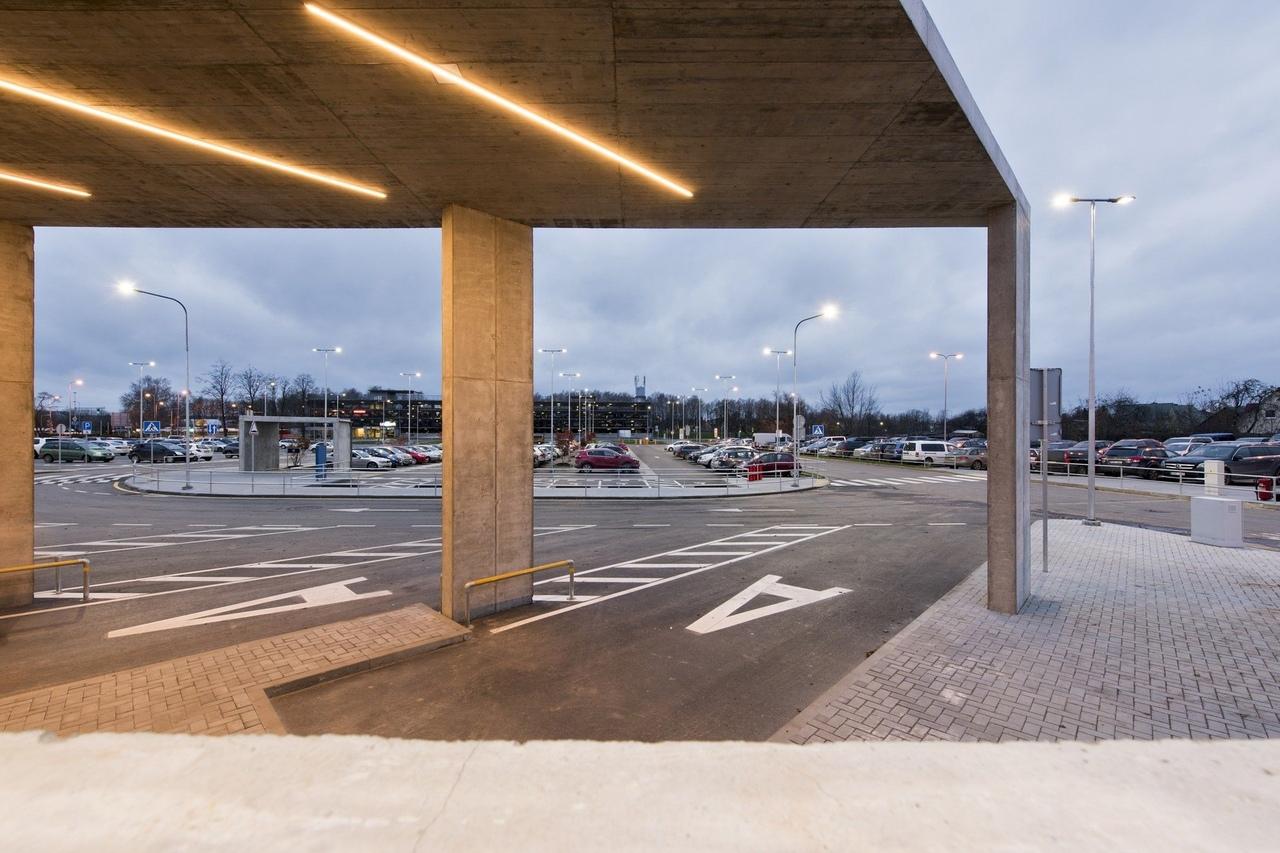 Автобусная станция / Литва