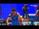 Ярыгинский 2020 Финал 65 кг Сослан Рамонов Россия Курбан Шираев Россия