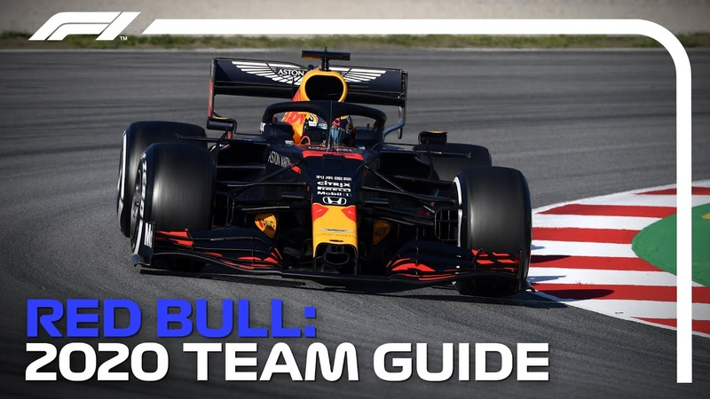 Red Bull Racing 2020 Formula 1 Team Guide