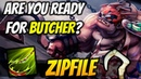 ZIP FILE Are You Ready for TRUE BUTCHER DOTA 2