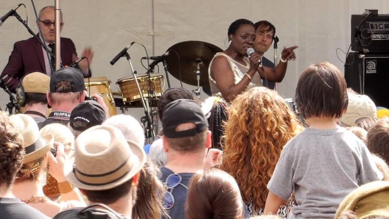 Sharon Jones The Dap Kings - Stranger To My Happiness (Live on KEXP)