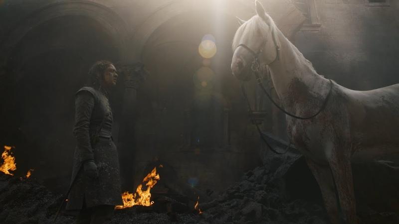 Фрагмент из сериала Игра престолов 8 й сезон Музыка Дмитрий Ушарук