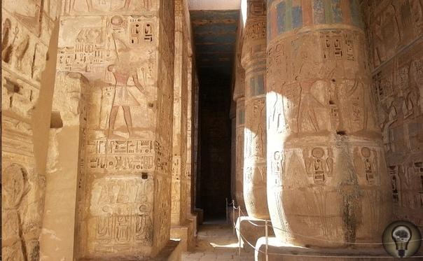 Найден тайник фараона Тутмоса II