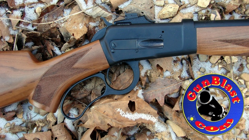 Shooting the Big Horn Armory Model 90 460 SW Magnum Lever-Action Rifle - Gunblast.com